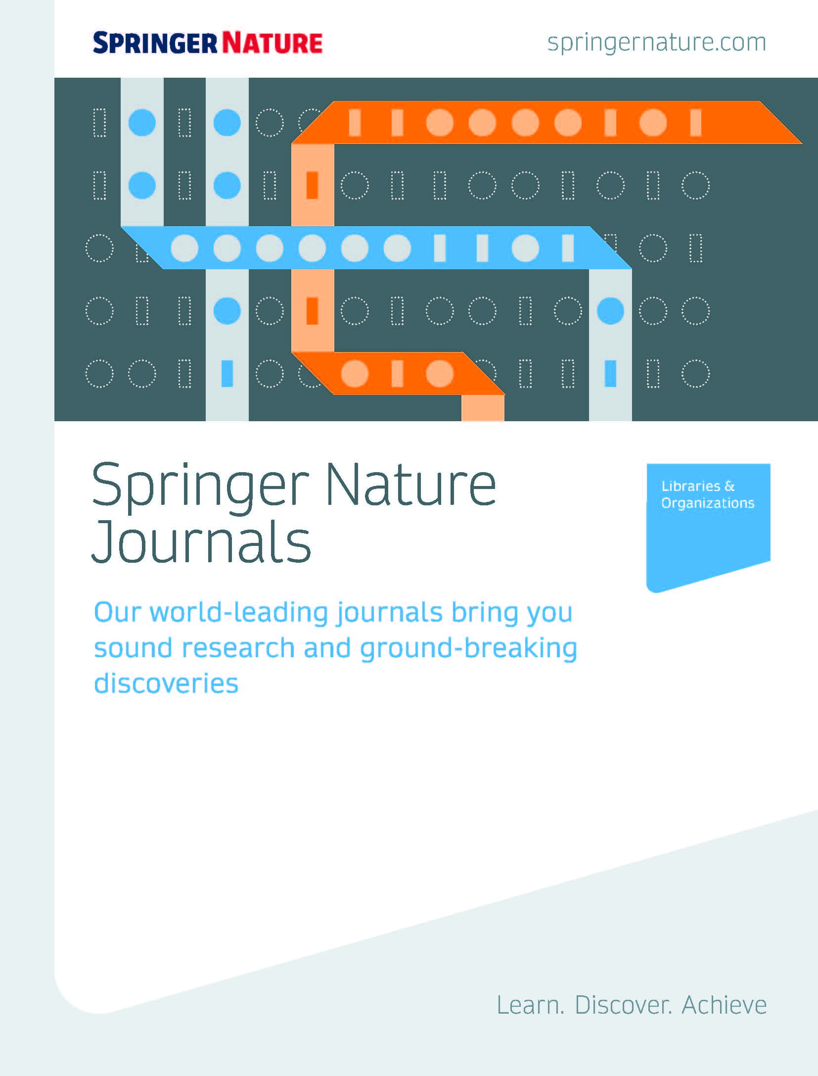 Revistas Springer Nature