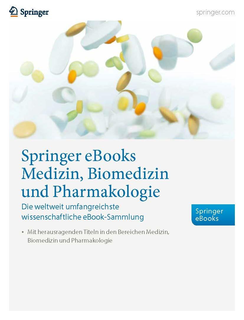 Medizin (inkl. Biomedizin und Pharmakologie)