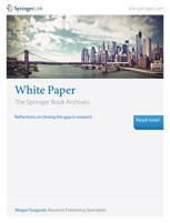 White Paper Springer Book Archives - Reflections on closing the gap in research