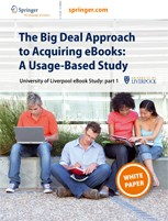 The Big Deal Approach to Acquiring eBooks: A Usage-Based Study