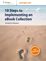 10 Steps to Implementing an eBook Collection