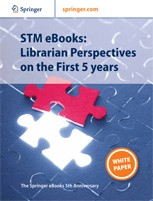 STM eBooks: Librarian Perspectives on the First 5 years