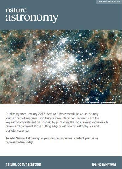 Nature Astronomy