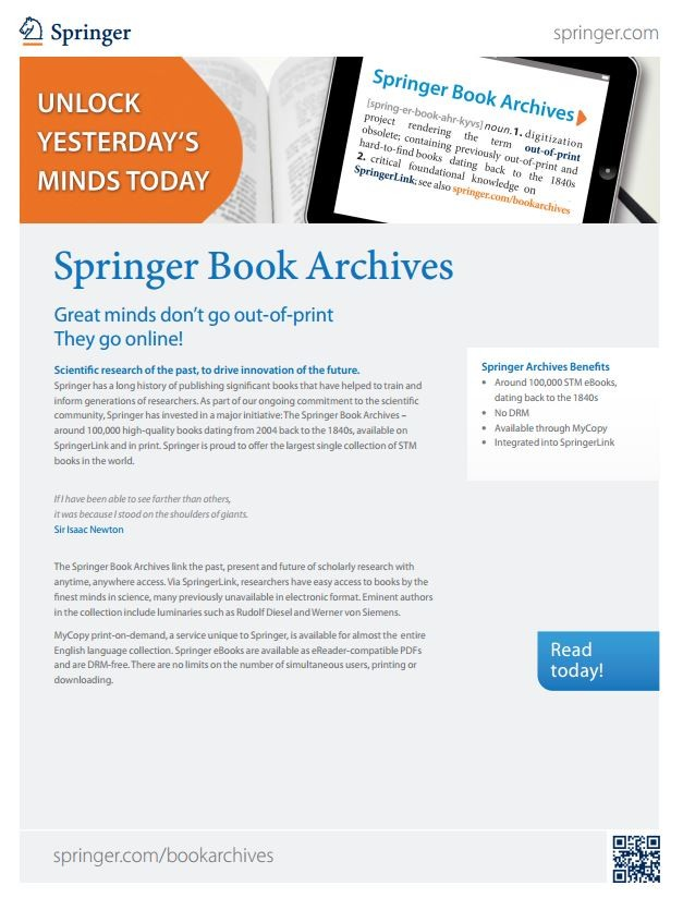 Book archives datasheet