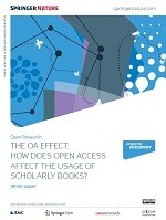 The OA effect: How does open access affect the usage of scholarly books?
