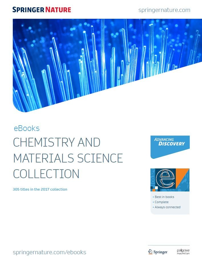 Chemistry & Material Sciences