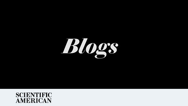 Scientific American Blogs