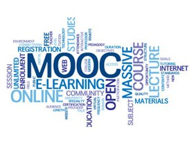MOOC word cloud