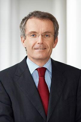 Dr Bernd Scheifele