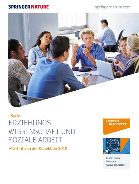 Erziehungswissenschaft und Soziale Arbeit eBooks Broschüre 2019