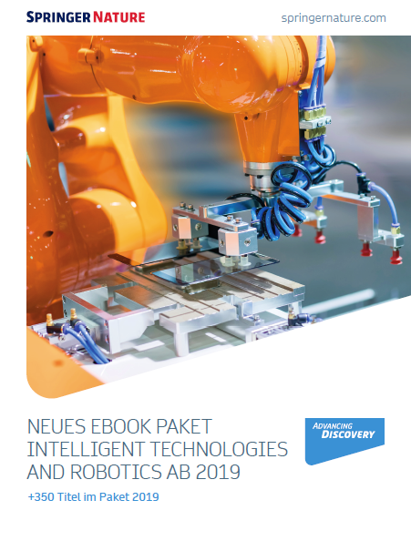 Intelligent Technologies and Robotics eBooks Broschüre 2019