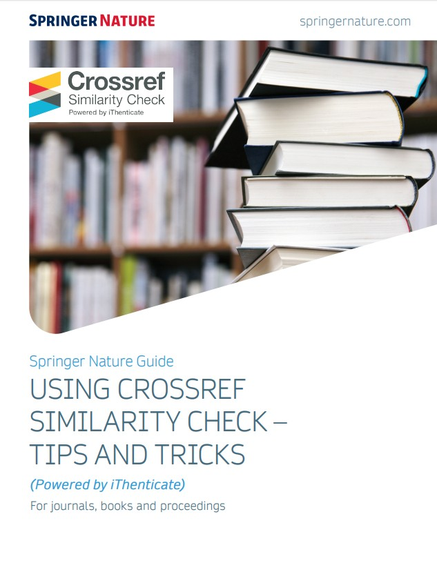 Crossref tips and tricks – how to interpret the results