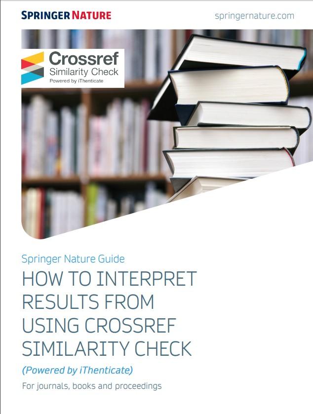 Springer Nature Crossref Guide