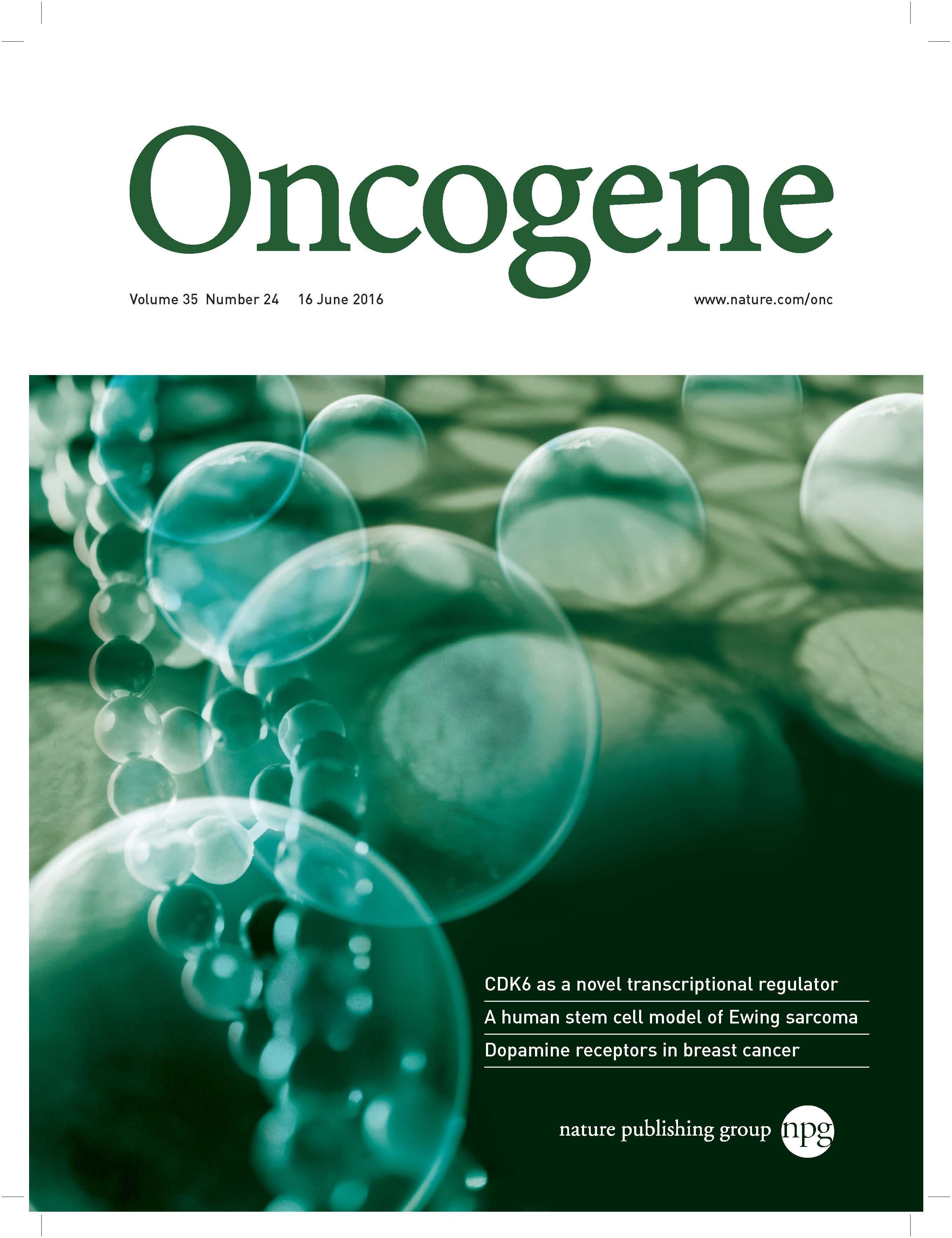 AJ: Oncogene