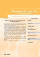 Adis newsletter pharmaco 40274