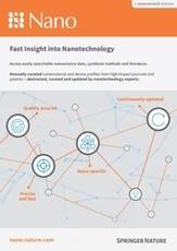 Nano product brochure
