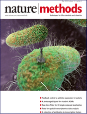 Nature Methods Cover