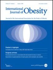 International Journal of Obesity