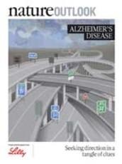 Nature Outlook on Alzheimer's Disease