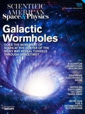 Galactic Wormholes