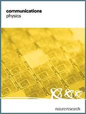 Nature Research Communications Physics