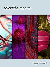 Nature Research Scientific Reports