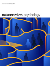 Nature Reviews Psychology cover