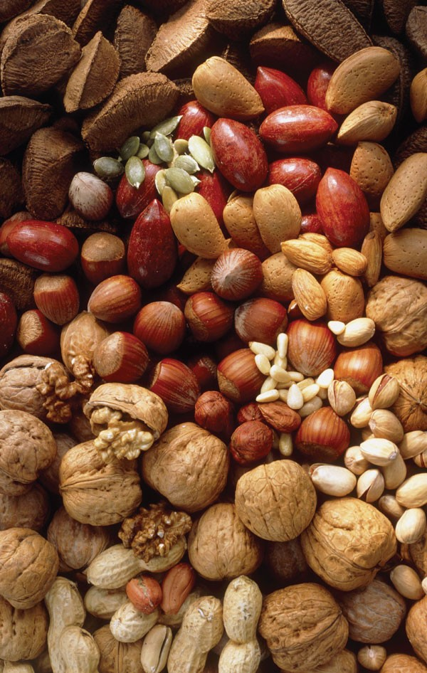 The brazil nut effect — in reverse | Nature