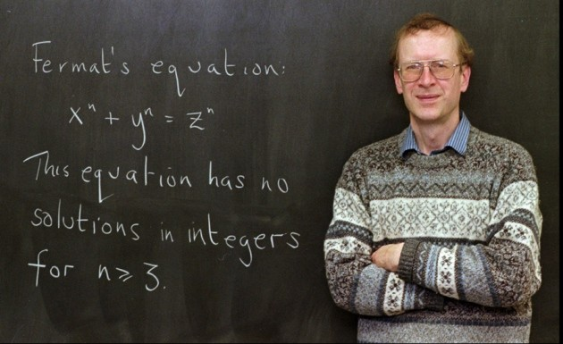 Fermat's last theorem earns Andrew Wiles the Abel Prize   Nature