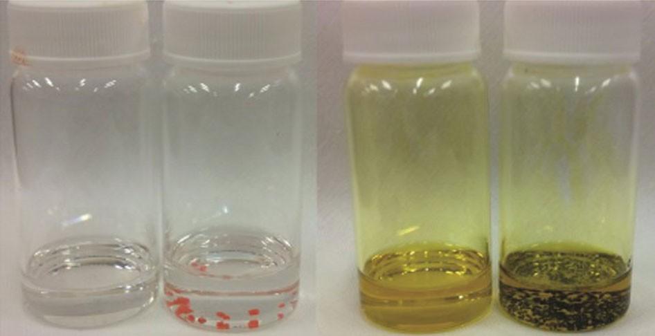 Mechanism for rapid growth of organic–inorganic halide