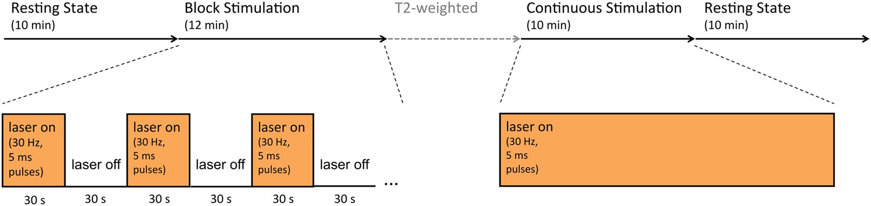 Lateral habenula perturbation reduces default-mode network