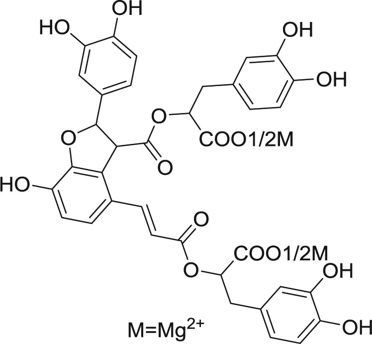 Magnesium Lithospermate B Improves The Gut Microbiome And Bile Acid