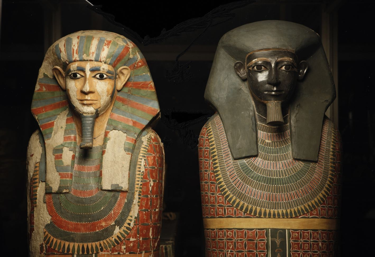 The Two Brothers: an enlightening study of ancient Egyptian teeth