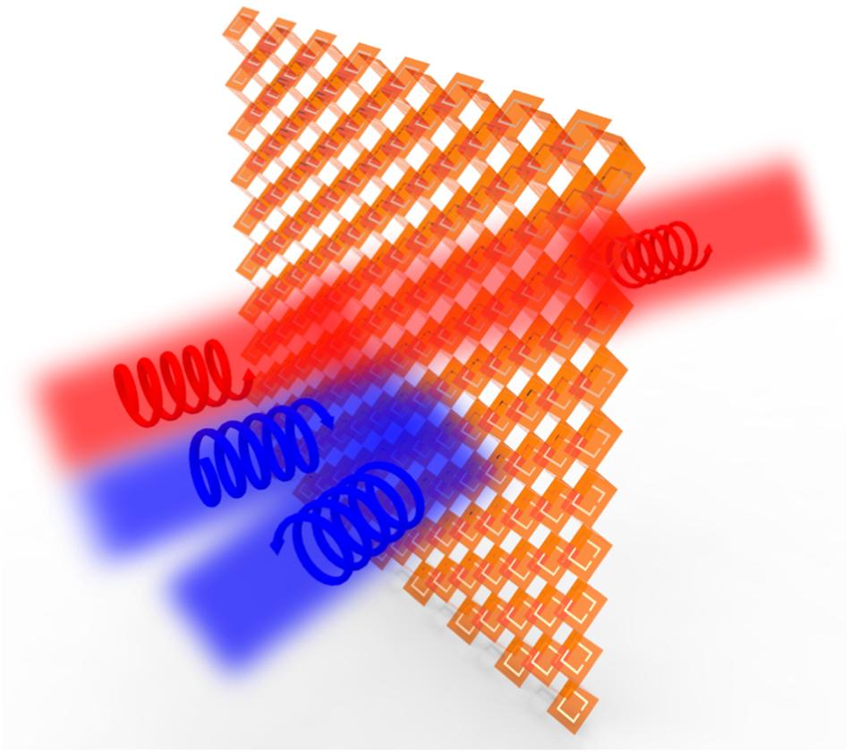 Kirigami Metamaterials For Reconfigurable Toroidal Circular Electronic Device Circuit Jb Gupta Dichroism Npg Asia Materials