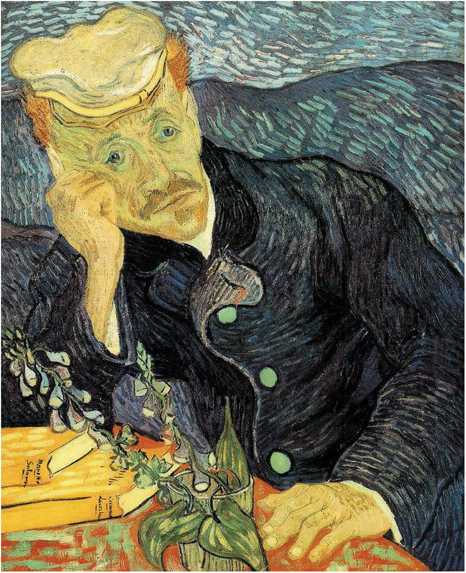 Van gogh and the obsession of yellow: style