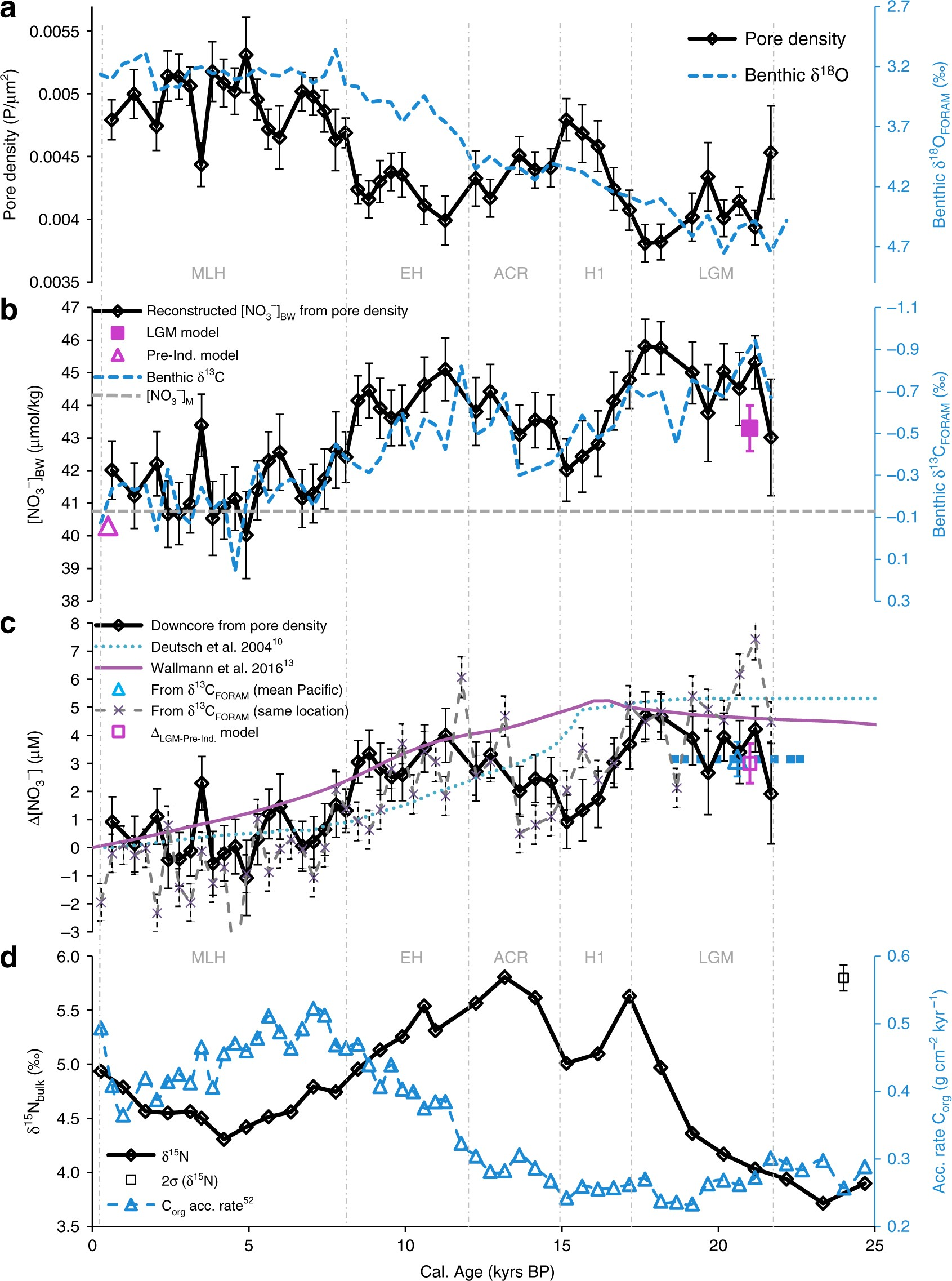 Coupling of oceanic carbon and nitrogen facilitates spatially ... on
