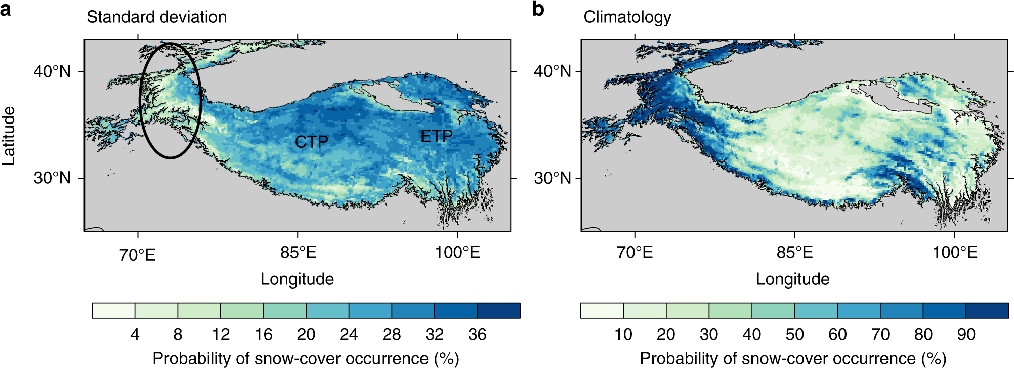 Influence Of Tibetan Plateau Snow Cover On East Asian