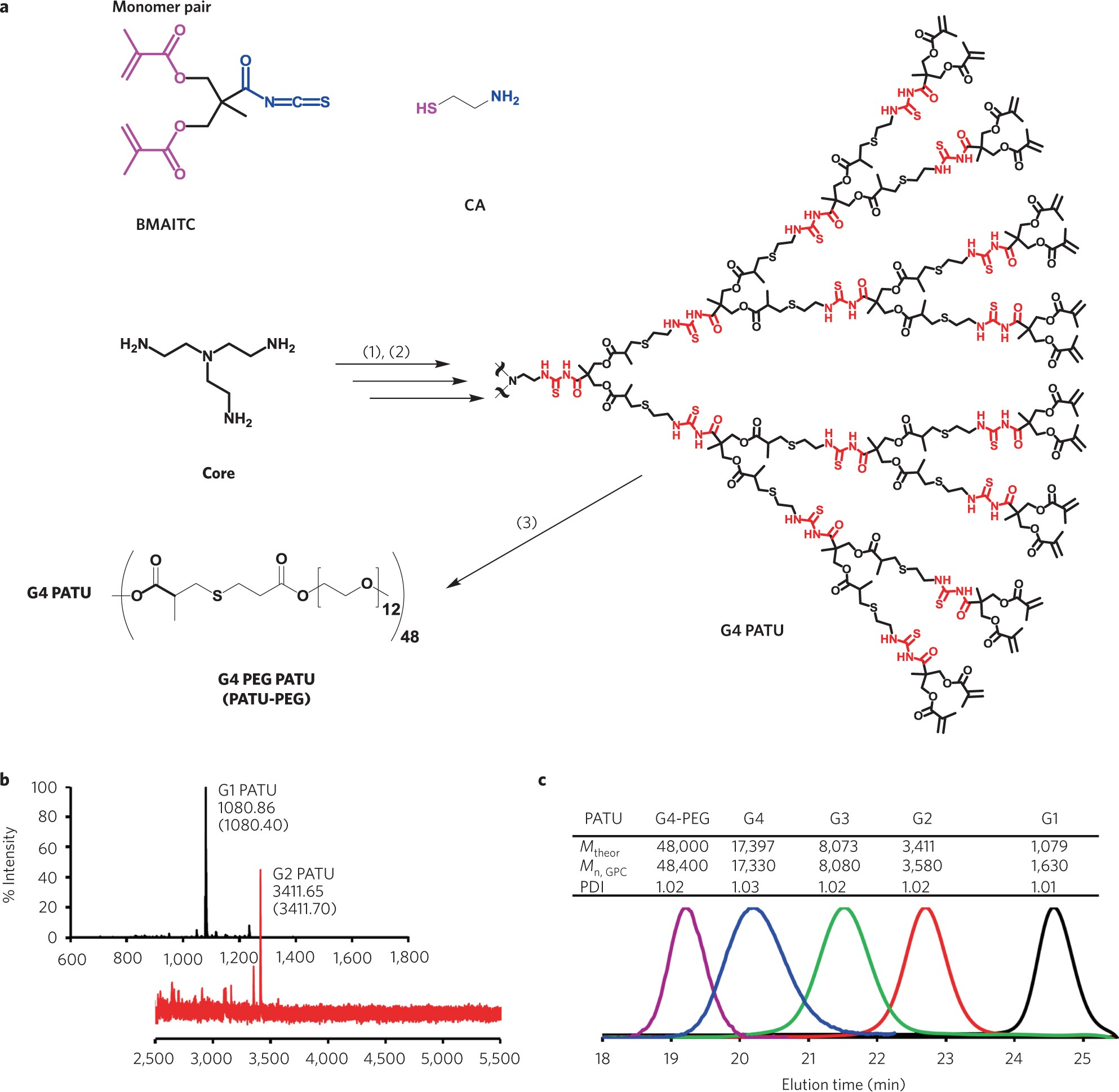 A non-cytotoxic dendrimer with innate and potent anticancer and anti