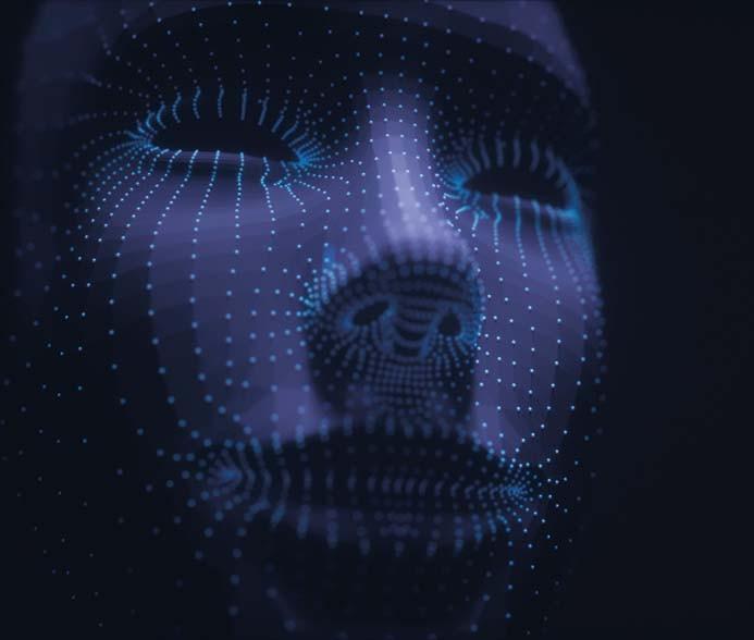 Representing faces in 3D