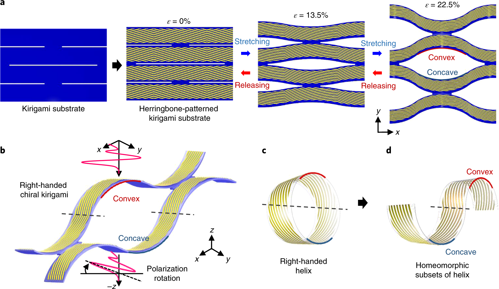 Terahertz circular dichroism spectroscopy of biomaterials enabled by k