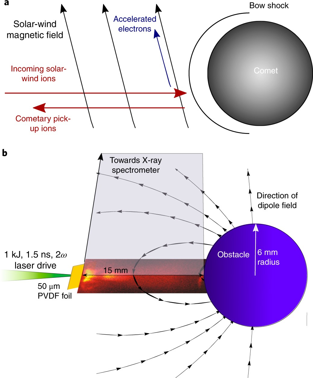 Electron acceleration by wave turbulence in a magnetized