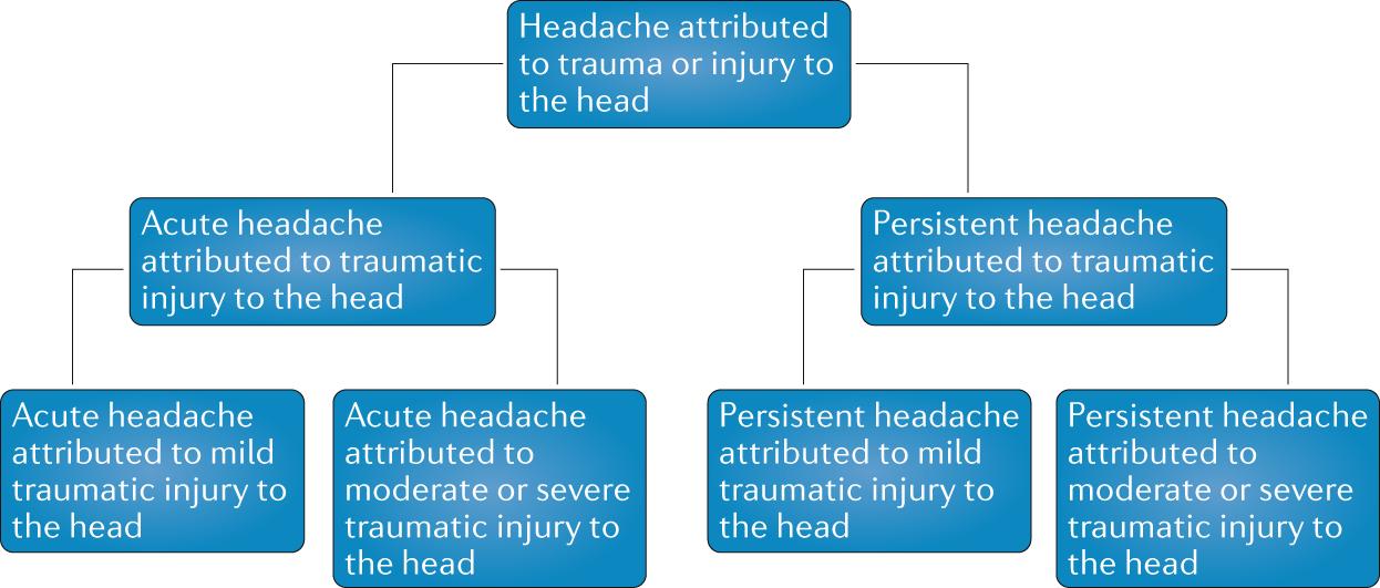 Post-traumatic headache: epidemiology and pathophysiological insights