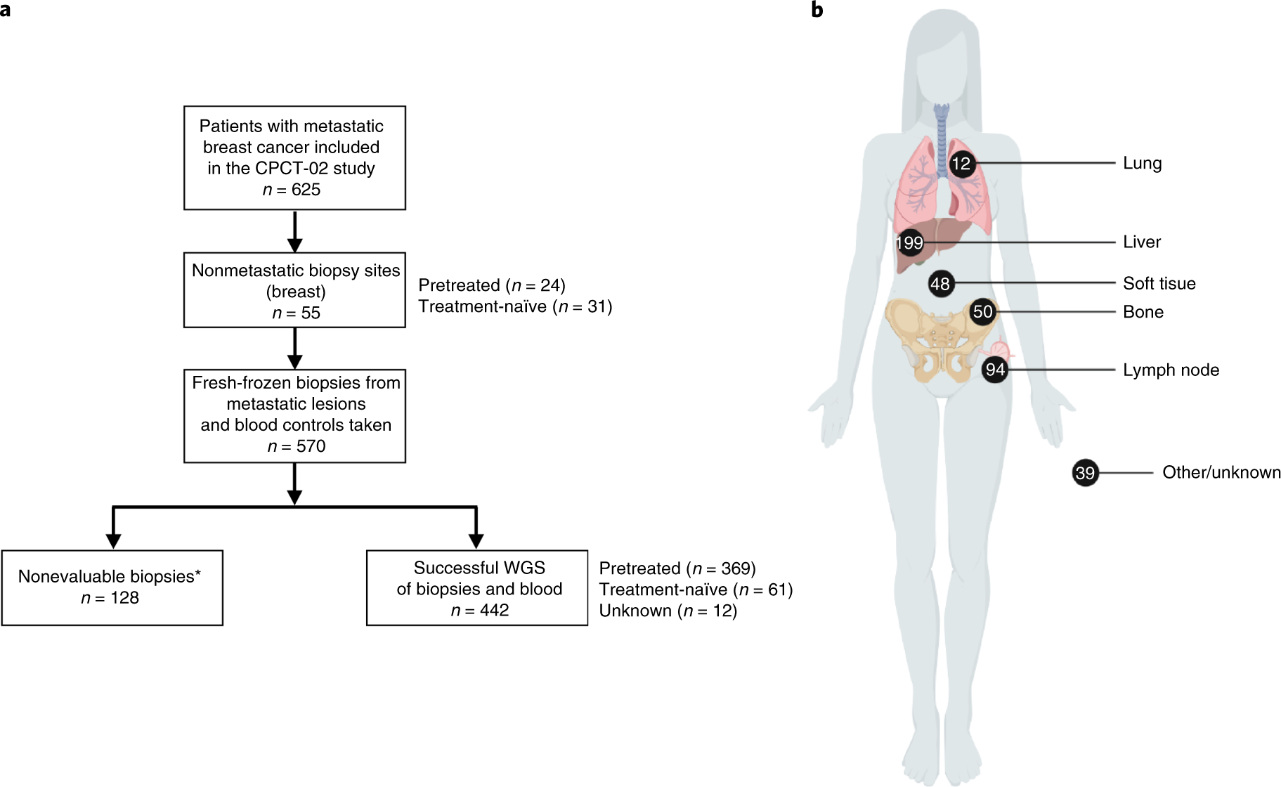 metastatic cancer hereditary
