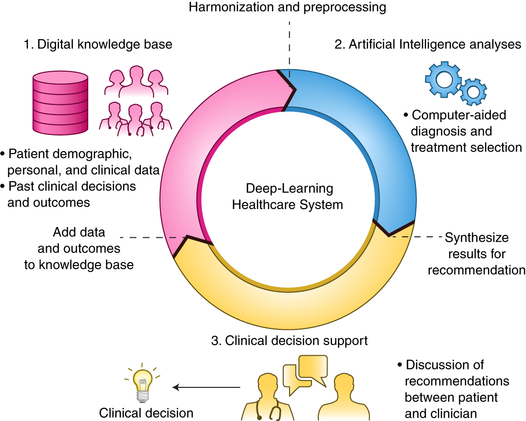 A call for deep-learning healthcare | Nature Medicine