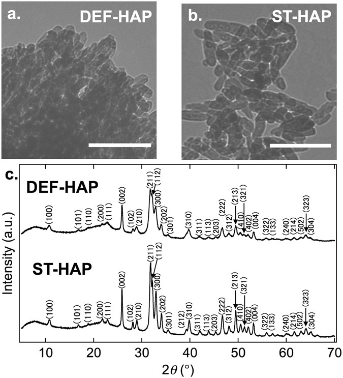 calcium deficient hydroxyapatite as a potential sorbent for