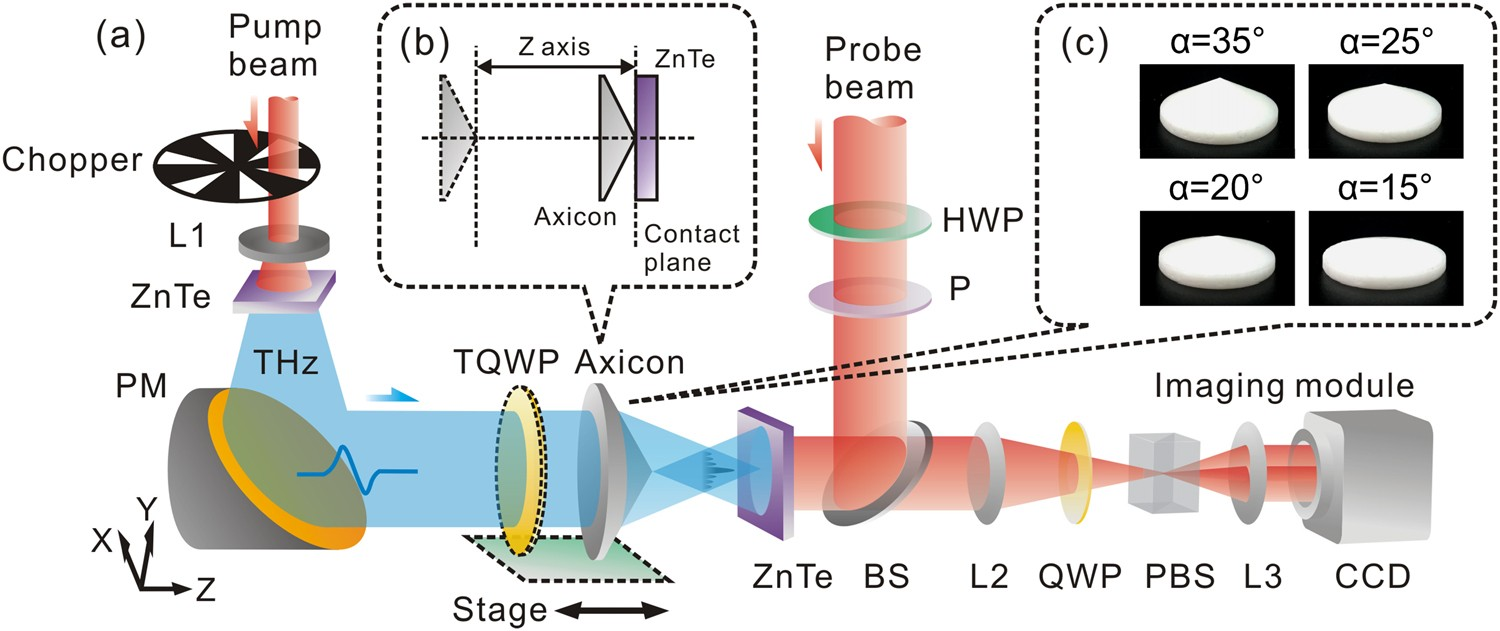 Vector Characterization Of Zero Order Terahertz Bessel Beams With Waves Part 8 Sine Transverse And Time Warp Map Wave Linear Circular Polarizations Scientific Reports
