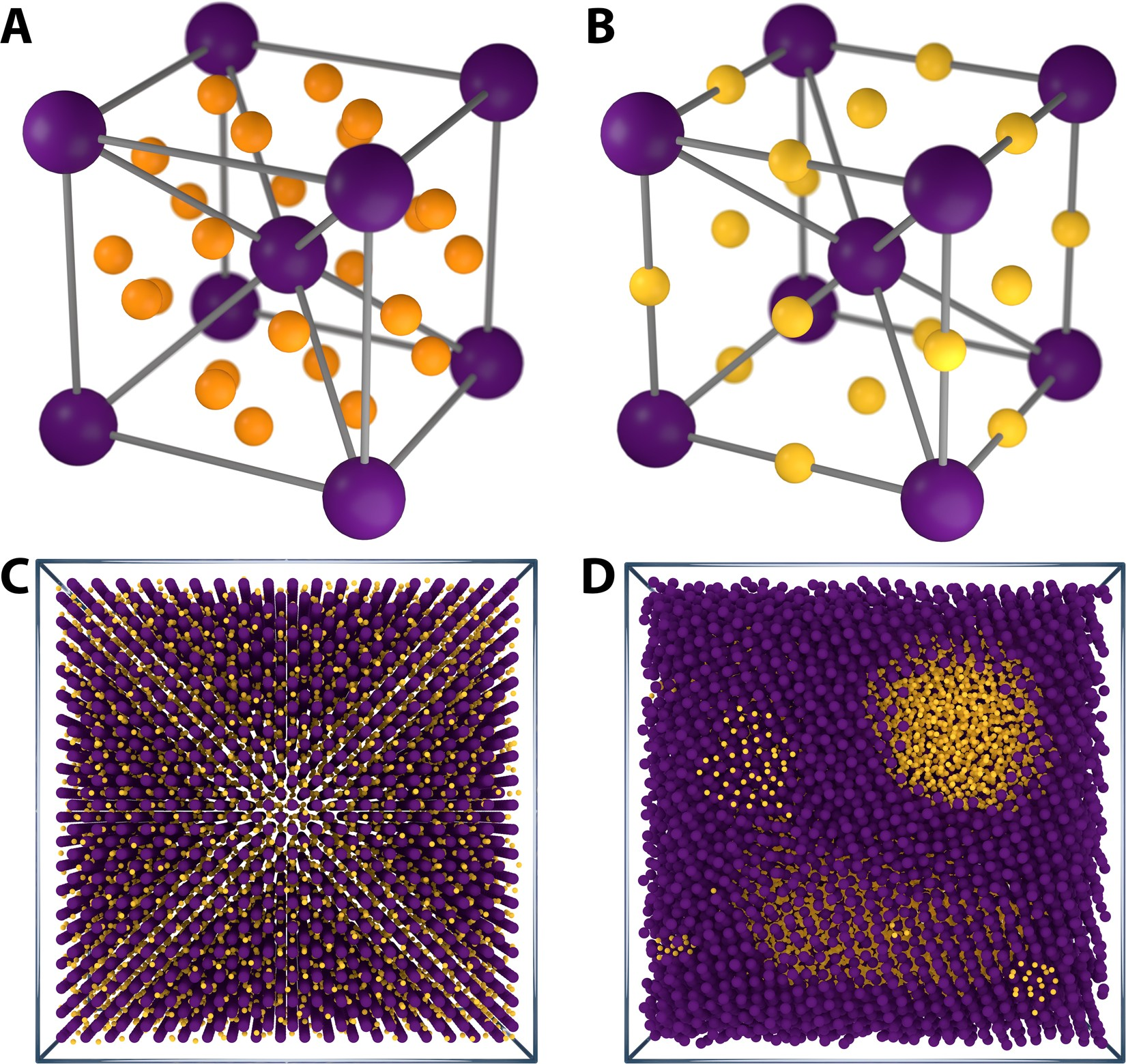 Doping colloidal bcc crystals — interstitial solids and meta-stable