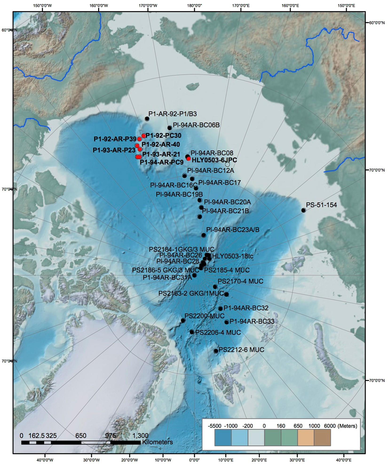 Enhanced Arctic Amplification Began at the Mid-Brunhes Event ...