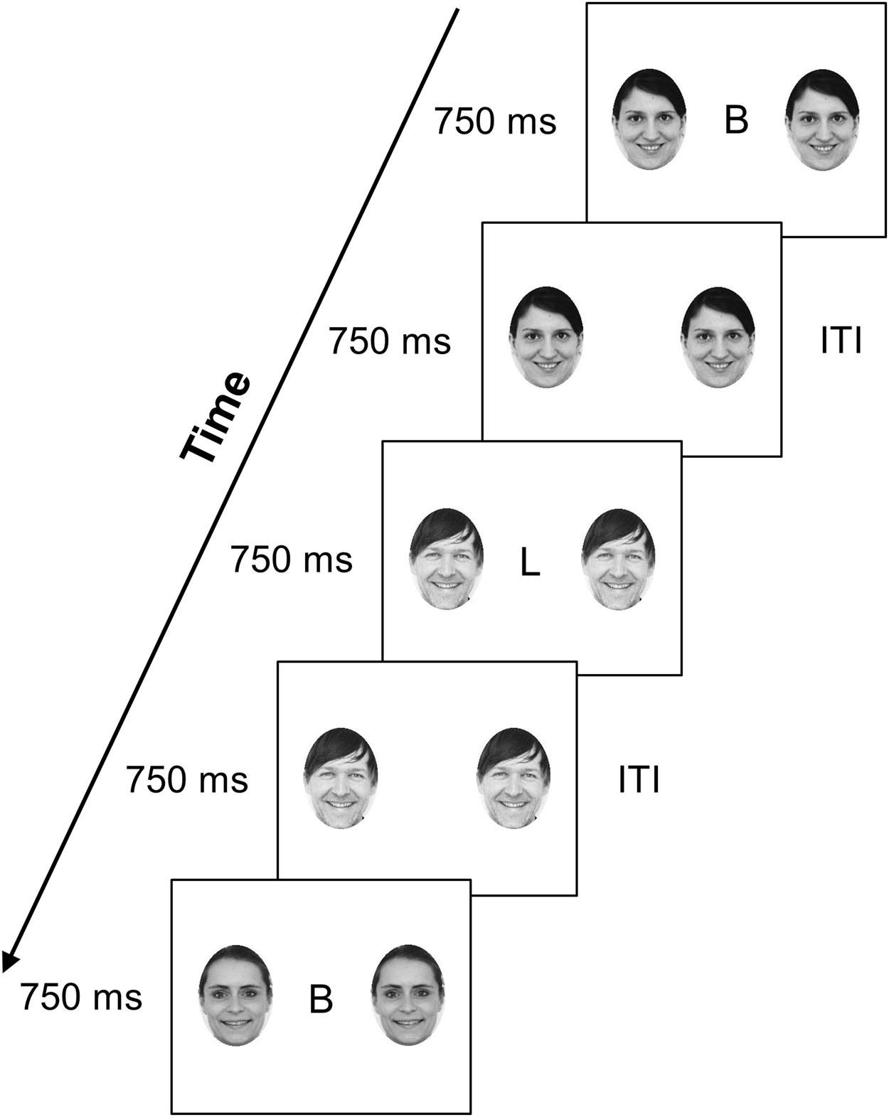 Altered behavioral and amygdala habituation in high
