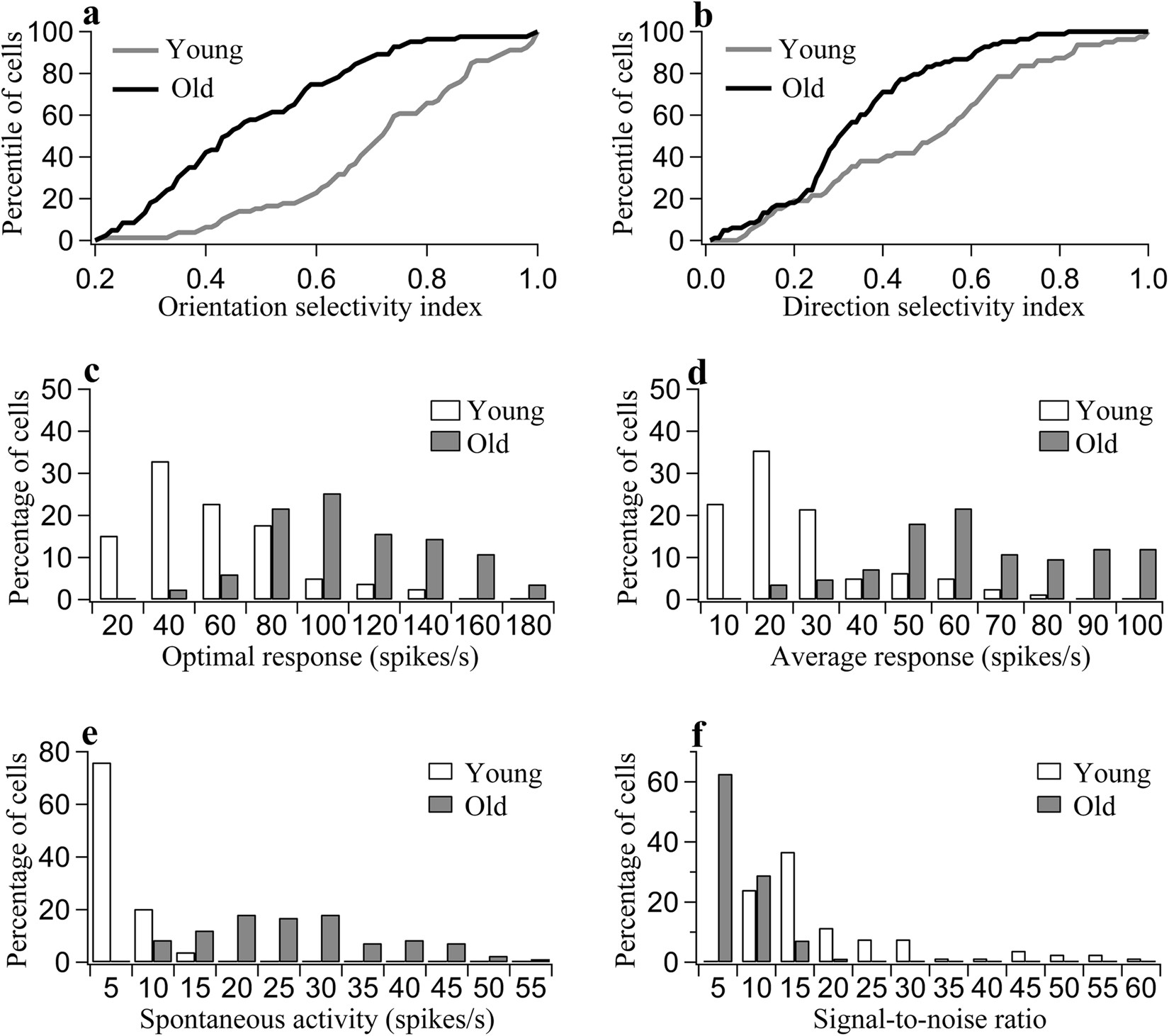 Changes in GABAergic markers ac pany degradation of neuronal